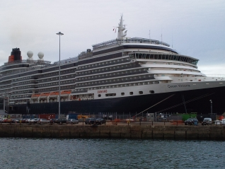 Queen Victoria. Berth 46